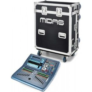 MIDAS PRO1-TP CONSOLE with Flightcase