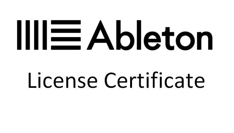ABLETON Live 10 Suite Upgrade von Live 10 Standard 'ESD' Download Version